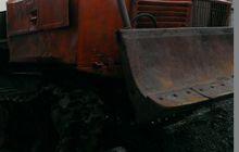 Трактор трелевочный ТД-55