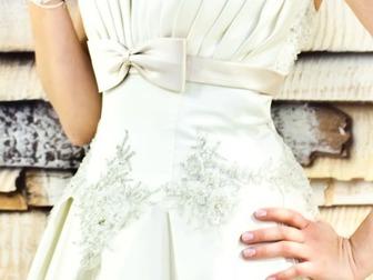 Смотреть изображение  Продам красивое и нежное свадебное платье 33949815 в Петрозаводске