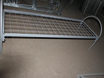 Скачать бесплатно фотографию Строительные материалы Кровати армейского типа металлические 34116416 в Петрозаводске