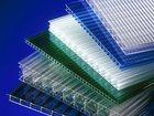 Смотреть фото Строительные материалы Сотовый поликарбонат 6 мм прозрачный 34985894 в Пятигорске