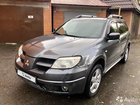 Mitsubishi Outlander 2.4 AT, 2008, 220 123 км