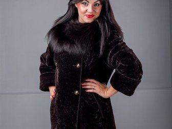 Свежее фото Женская одежда Меховое изделие из мутона модель М-222 33481291 в Пятигорске