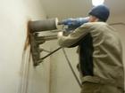 Новое фото  Алмазное сверление перекрытий, Сверление стен отверстий в бетоне 34388695 в Домодедово