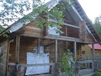 Скачать изображение Дома Дом 130 м, в лесу, Роговское с, п,  Калужское, Варшавское ш 33302986 в Moscow