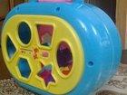 Продается сортер-развивающая игрушка для детей