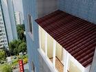 Новое фотографию Ремонт, отделка Монтаж балконных козырьков и металлопрофлиста 36920912 в Прокопьевске