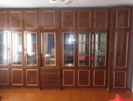 Продам стенку, кровать 5000 рублей - продам стенку из 5 шкафов, книжный. платель