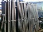 Изображение в   Продам металлические столбы для забора высота в Пскове 200