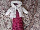 Фото в   1)Зимний костюм на девочку рост 98см на 2 в Пскове 1500