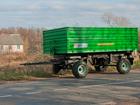 Скачать изображение  Прицеп тракторный самосвальный 2ПТС8 38444623 в Великом Новгороде