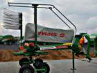 Уникальное фото Валкообразователи (грабли) Грабли роторные ГР-350Т Sipma 38452841 в Пскове