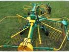 Скачать бесплатно foto Прицеп Грабли-ворошилка роторные ГВР-630 38452954 в Пскове