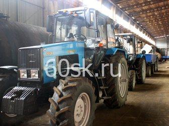 Увидеть foto Трактор Трактор Беларус мтз 1221, 2 Новый 32459476 в Пскове