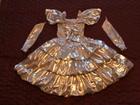 Фотография в   Продам платья!   Серебристое с кольцами с в Пугачеве 1000