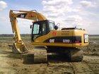 ���������� � ���� ������ � ������ ���� �� 1100 ������/���  Caterpillar 320d2  ����� � ������� 1�100