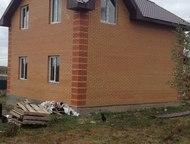 Продам дом в д, Кривцы, КП «Велино» Продам новый 2-х этажный дом в деревне Кривц