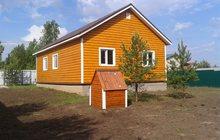 Продам новый дом в деревне,московской обл, Егорьевское ш, 55 км, от МКАД