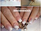 Скачать фотографию  Наращивание ногтей, ресниц и волос, прически 66009366 в Рязани
