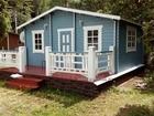 Скачать фотографию Строительство домов Садовые домики из мини бруса 68037687 в Рязани
