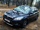 Ford Focus 1.6МТ, 2009, 154500км