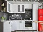Кухня Лофт с покрытием Экошпон