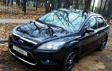 Ford Focus 1.6 МТ, 2009, 154 500 км