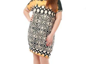 Скачать фотографию  Летние платья оптом от производителя, Большие размеры, 32695293 в Рязани