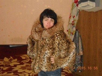 Смотреть изображение Разное полушубок(мех-леопард) 33025894 в Рязани