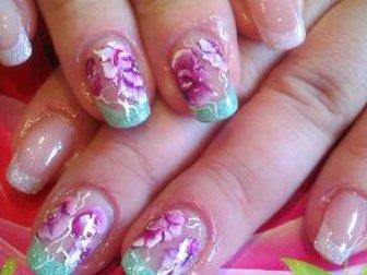 Новое фото Косметические услуги наращивание ногтей,ресниц;прически и макияж 37638715 в Рязани