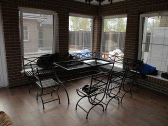 Уникальное foto Мебель для дачи и сада кованная мебель и другие металлоконструкции 38221400 в Рязани