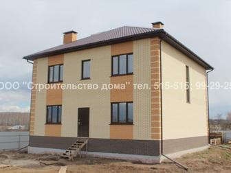 Смотреть фотографию Строительство домов Строим дома и коттеджи в Рязани и области 40050754 в Рязани
