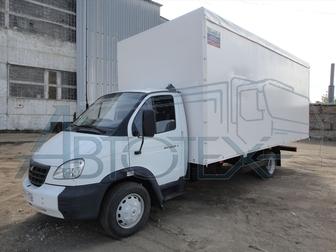Увидеть foto  Удлинение рамы Валдай под фургон 7, 5 метров 68006609 в Рязани