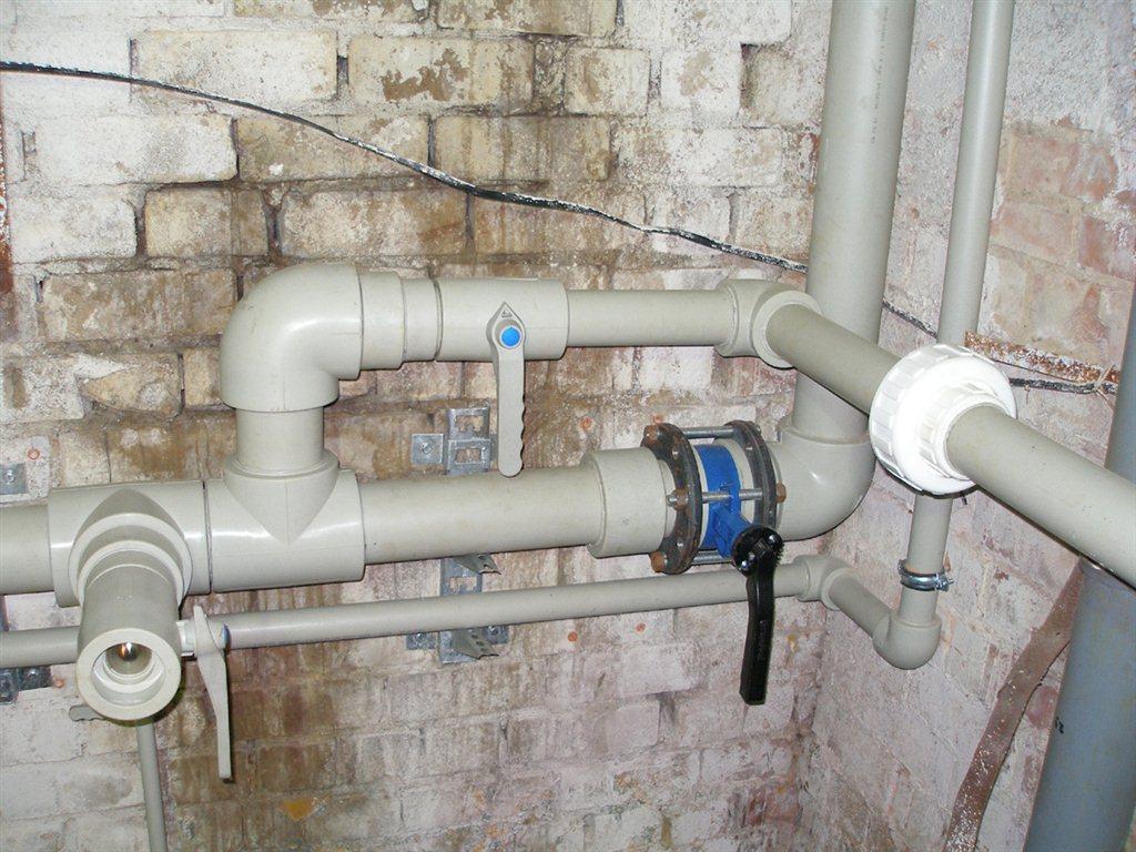 Монтаж труб пвх своими руками для водопровода 10