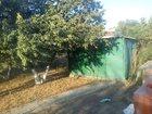 Фото в Недвижимость Земельные участки Участок 6 соток, фасад 20 метров, кирпичный в Азове 900000