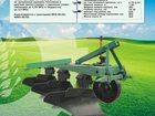 Уникальное изображение  Плуг 3-х корпусный навесной НОВЫЙ 33043067 в Ростове-на-Дону
