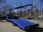 Свежее foto Эвакуатор Эвакуатор Hyundai 78 с ломаной платформой и КМУ 33111990 в Ростове-на-Дону