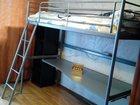 Фотография в   Новая железная кровать (2-й уровень) со столом в Ростове-на-Дону 12000