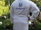 Изображение в   Изготавливаем халаты с индивидуальной вышивкой. в Ростове-на-Дону 2700