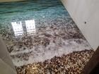 Смотреть изображение  Декоративные полимерные наливные полы 35614090 в Ростове-на-Дону