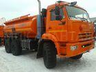 Фото в Авто Продажа новых авто КамАЗ 43118 бензовоз новый, без пробега, в Ростове-на-Дону 0