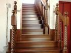 Изображение в   Деревянные лестницы из сосны это своего рода в Ростове-на-Дону 8000