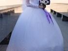 Смотреть изображение  Свадебное платье с длинным рукавом 35889829 в Ростове-на-Дону