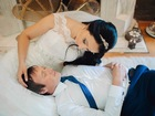 Скачать фотографию  Свадебное платье от Наталии Романовой 36914625 в Ростове-на-Дону