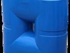Фотография в Строительство и ремонт Строительные материалы Прямоугольная емкость на 1000 литров имеет в Ростове-на-Дону 13185