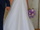 Фотография в Одежда и обувь, аксессуары Свадебные платья Продам свадебное платье. Куплено было в Санкт-Петербурге в Ростове-на-Дону 16000