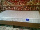 Фото в Мебель и интерьер Мебель для спальни Продается новая кровать односпальная вместе в Ростове-на-Дону 4000