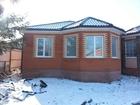 Фото в   Новый полностью кирпичный дом 78 кв. м. на в Ростове-на-Дону 3000000