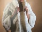 Скачать изображение  Свадебная шубка и нижняя юбка 3 кольца 38396524 в Ростове-на-Дону