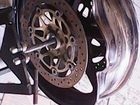 Фотография в   выравниваем мото диски (алюминиевые, железные, в Ростове-на-Дону 0