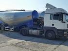 Уникальное foto Цементовоз Цементовоз NURSAN 34 m3 c дизельным компрессором 68046100 в Барнауле
